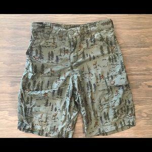 Columbia Boys Omni shade shorts 8